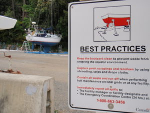 Green boating best practices