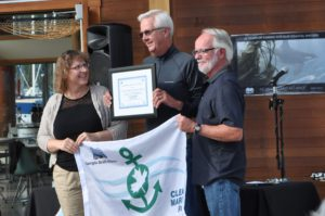 Ladysmith Maritime Society Marina certification