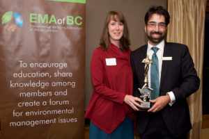 EMA of BC President's Award