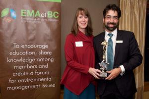EMA of BC President's Award