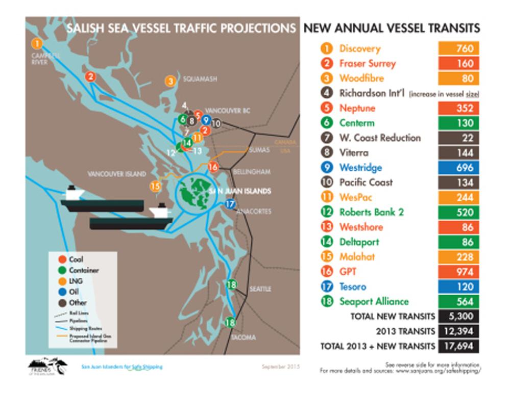 Vessel Traffic Georgia Strait AllianceGeorgia Strait Alliance - Georgia map traffic
