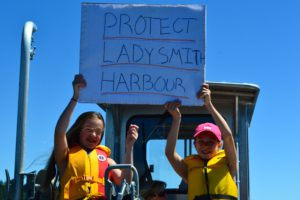 Protect Ladysmith Harbour
