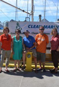 Gabriola Island residents support Ladysmith Harbour