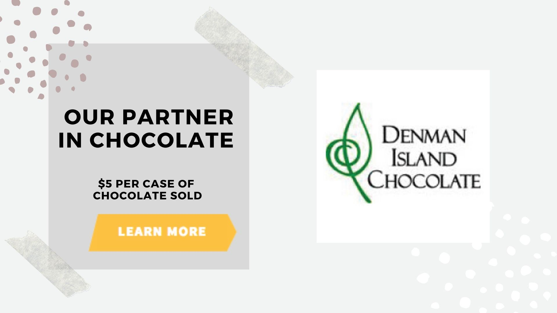 Denman Island Chocolate